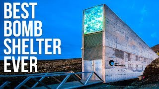 Inside The Global Seed Vault - A Hope In Case Of Doomsday