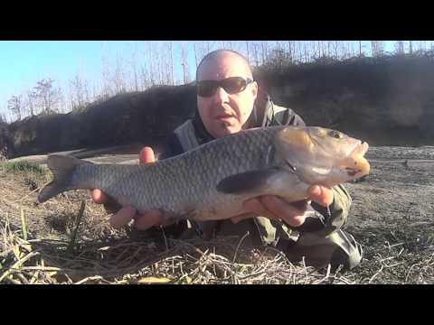 Pesca video di un fazzoletto
