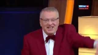 Zhirinovskii o evrovidenie 2014 pobeditel konchita vurst borodataia zhencshina baba transvestit