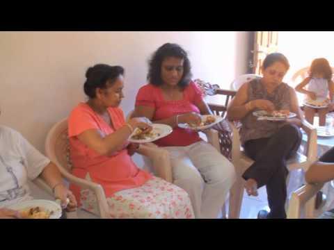 Sinhala New Year in Sri Lanka - Lunch Part 02