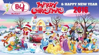 Seasons Greetings from BLJ Candy Toys - China