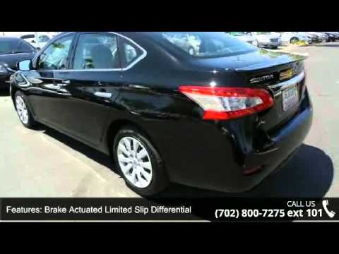 2014 nissan sentra fe s planet nissan las vegas nv youtube. Black Bedroom Furniture Sets. Home Design Ideas
