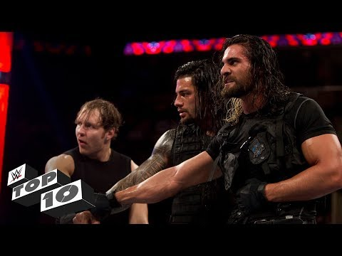 Thumbnail: The Shield's coolest moments: WWE Top 10, Oct. 14, 2017