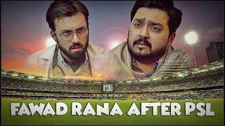 Fawad Rana After PSL | Lahore Qalanders | The Idiotz