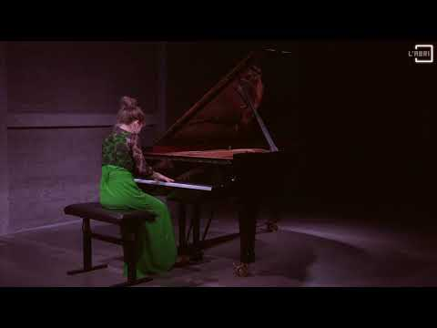 GOODALE Sufi Chaconne (after Bach) - Joanna Goodale, piano & e-bow