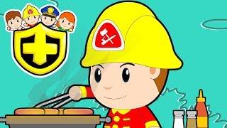 "🚒🚨 Cuti Heroes EP79 ""BBQ"" 🚨🚒"