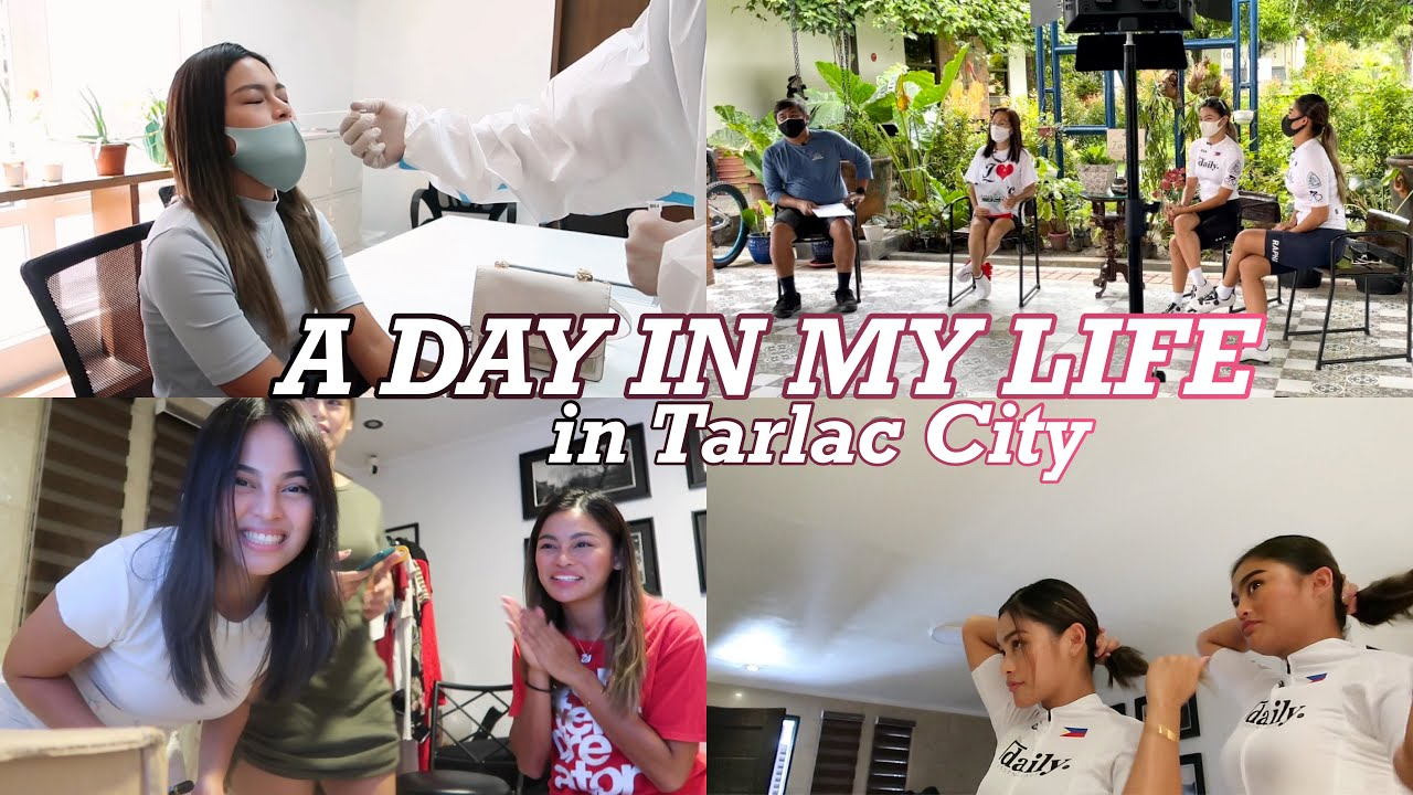 A DAY IN MY LIFE  😍 (interview w/ mayor, live sell + bike winners) by Aira Lopez