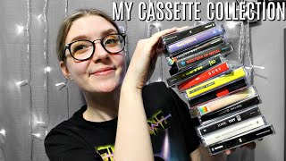 My Cassette Collection + Set-Up! (2020)