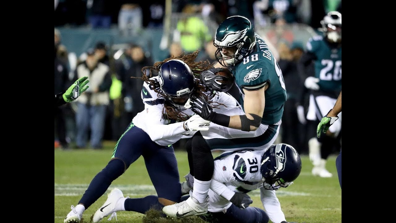Eagles' Dallas Goedert punched at restaurant in South Dakota ...