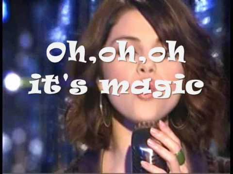 Magic selena gomez letra + video
