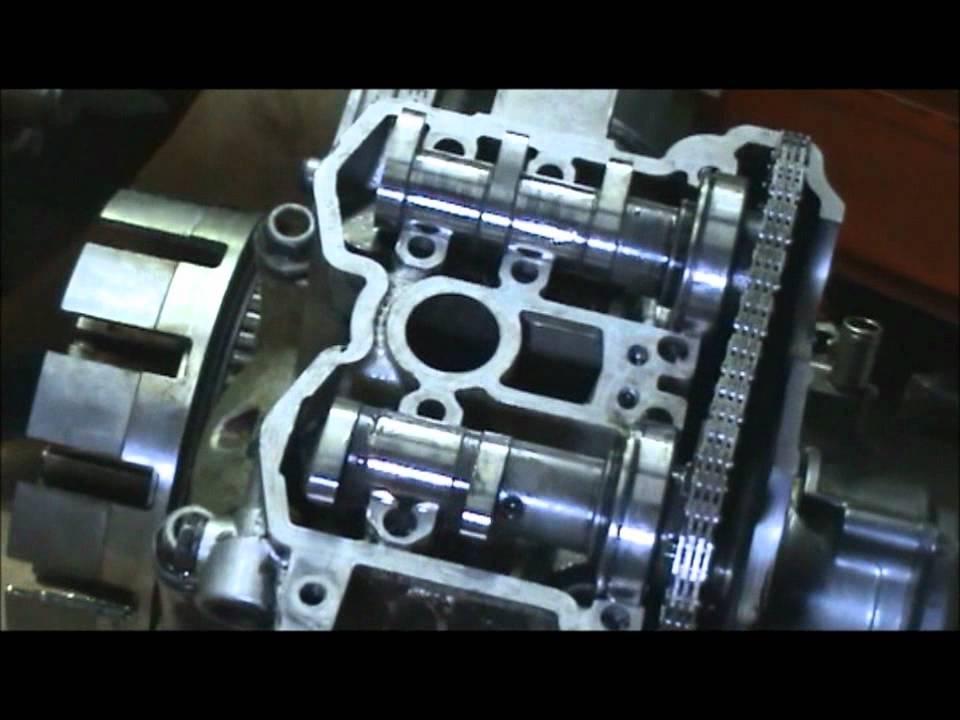 01a2b6d7d79 segunda parte de cambiar el cigueñal al yfz 450 de carbono - YouTube