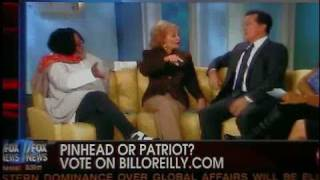 Bill O'Reilly: Stephen Colbert Mocks O'Reilly On '' The View ''