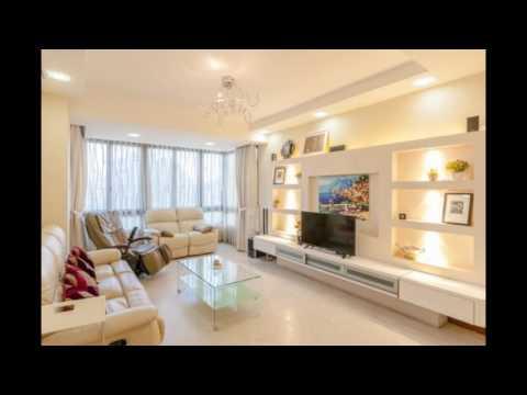 Best Singapore Apartments - Huge Balcony Penthouse Near Town