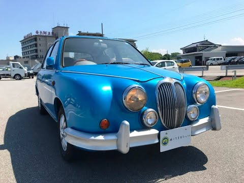 1993 MITSUOKA VIEWT For Sale ,Beautiful Blue Body Color, Very Clean Vehicle, Alloy Wheels,Japanese,