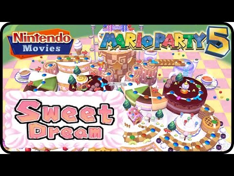 Mario Party 5 - Sweet Dream (Multiplayer)