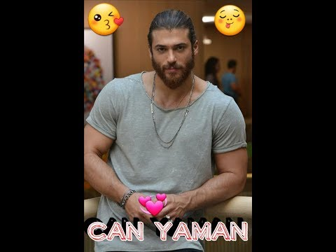 CAN YAMAN IS A TURKISH ACTOR (HIS PICTURES AND PERFECT SONG)