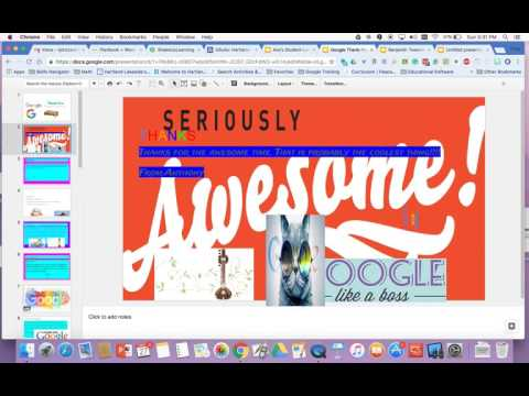 google slides ideas for the classroom youtube