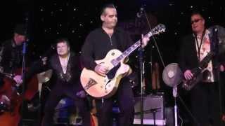 HEMSBY 54 Rudy Tutti Grayzell (USA) &  Hemsby House Band DON