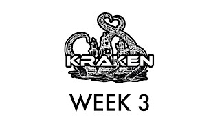 Kraken Week 3