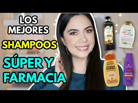 LOS MEJORES SHAMPOOS
