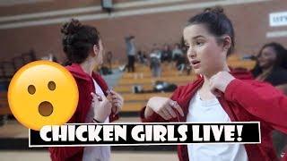 Chicken Girls Live 😮 (WK 379.2) | Bratayley