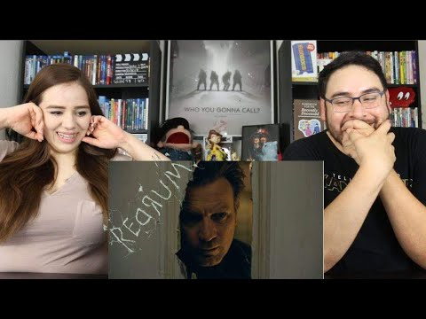 Doctor Sleep – Official Teaser Trailer Reaction / Review