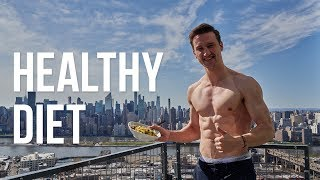 What I Eat and What I Don't | My Healthy Diet for a Fit Body