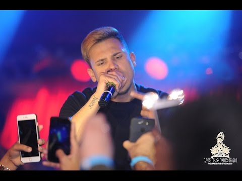MICKEY SINGH at the Urban Desi Concert 2016 in NYC - Full HD Performance Video