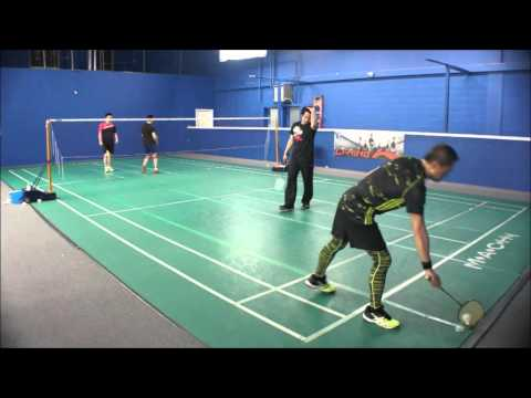 02262016 Jordan Perry vs Arthur Danny Game 1