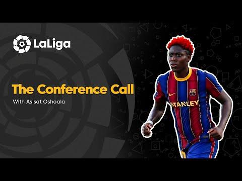 The Conference Call: Asisat Oshoala