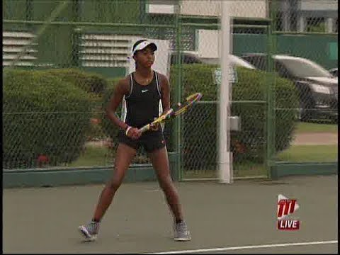 SPORT: Wong Moves On In COTECC Trinidad Summer Bowl Tennis Tournament