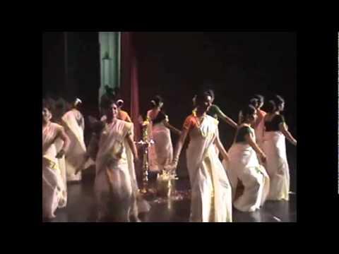 Kerala Club Detroit Onam 2010 - Thiruvathira