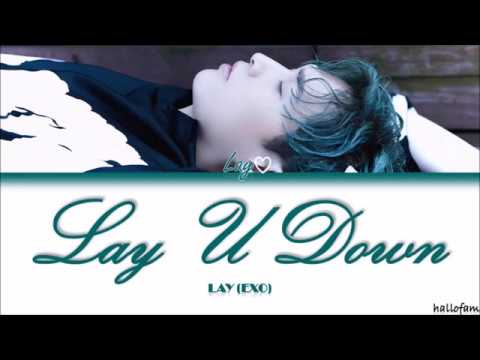 Lay - 'Lay U Down' Lirik (Sub Indo) (Color Coded English Lyrics)