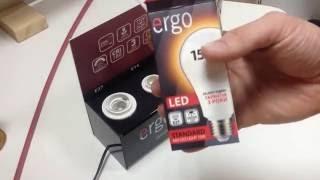 Ergo Standard A60 Е27 15W 220V Тепл.Бел. 3000K, лампа светодиодная led e27 15w(Ergo Standard A60 Е27 15W 220V Тепл.Бел. 3000K Купить: https://riggs.ua/sale/ergo-standard-a60-e27-15w-220v-tepl-bel-3000k/p/, 2016-12-07T13:10:37.000Z)