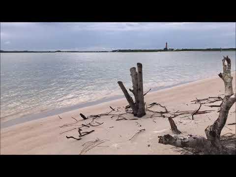 New Smyrna Beach loop (1 hour)