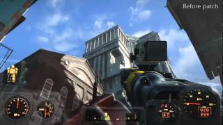 Fallout 4 Weathervane Commonwealth bank. Location is changed after the patch.