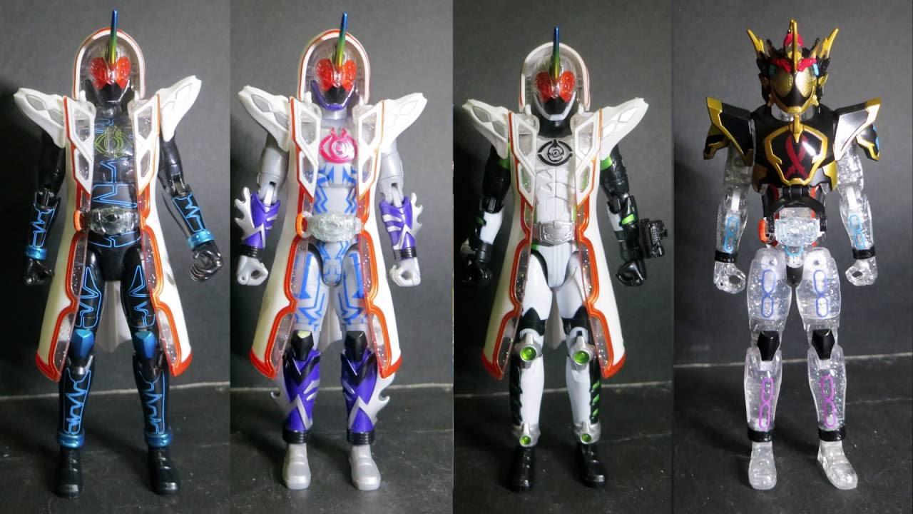 Kamen Rider Ghost GC13 Mugen Infinite Damachii Ultimate Form ...