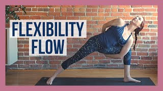 Slow Flow Yoga Stretch