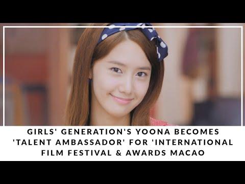 Girls' Generation's YoonA becomes 'Talent Ambassador' for 'International Film Festival & Awards Maca Mp3