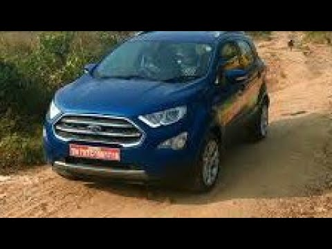 New Ford EcoSport off Road Drive -True Capable Compact SUV in the Segment !