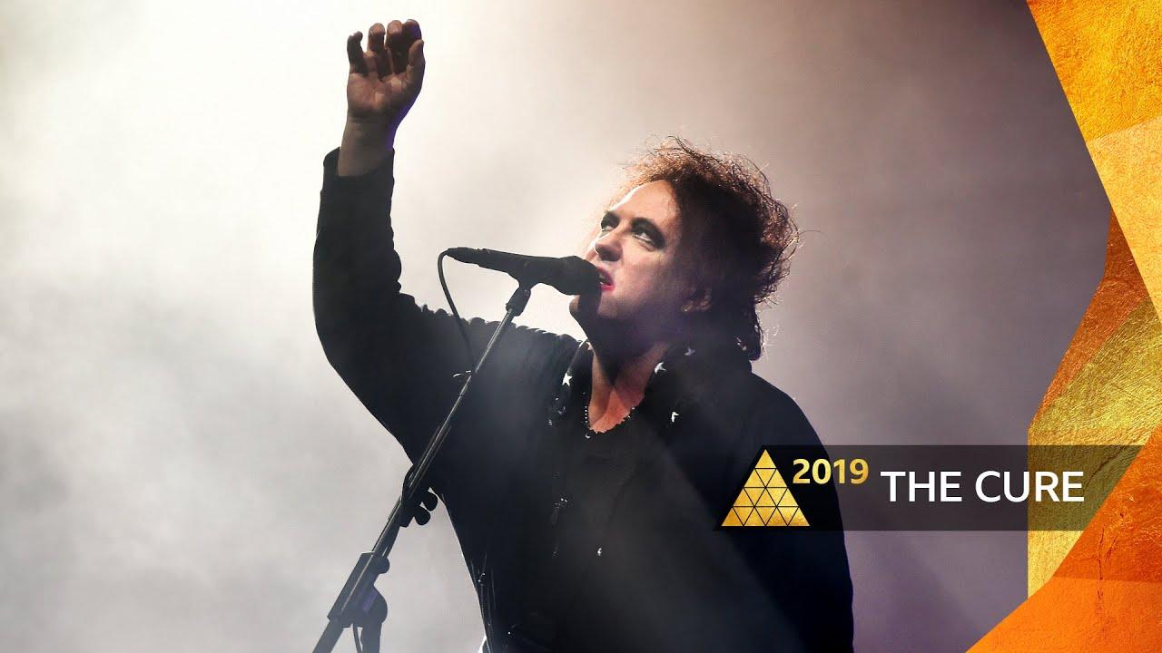 The Cure - Burn (Glastonbury 2019)