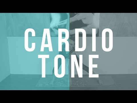 Total Body Strength and Cardio MASHUP Workout/ Safe For Adrenal Fatigue!