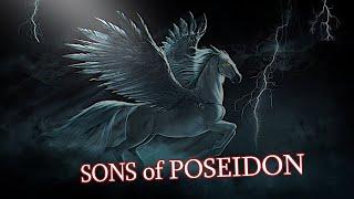 Bellerophon and Pegasus: Sons of Poseidon (Greek Mythology Explained)
