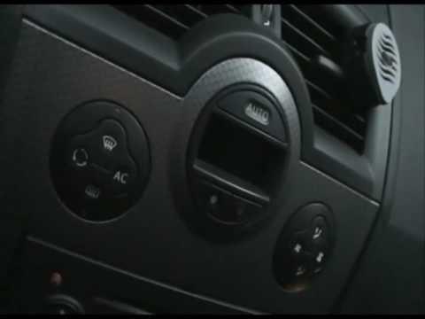 Renault megane 1 5 dci interior prezentacja wn trza for Interior renault megane