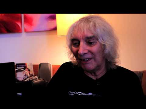 Albert Lee on Fingernails, Jerry Lee Lewis Sessions