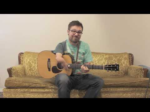 Go My Way by Gordon Lightfoot (Tony Rice Cover)