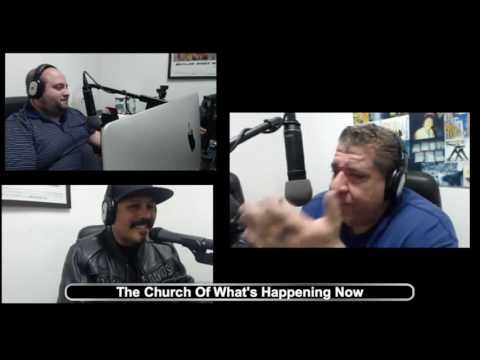 #165 The Church Of What's Happening Now