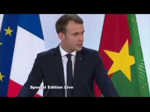 Humuliation du president burkinabe par MACRON - Yves Kenao Analyse