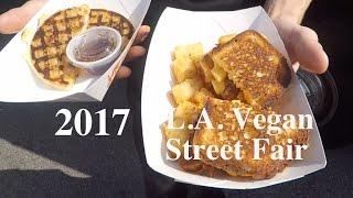 2017 LA Vegan street fair: BEST OF