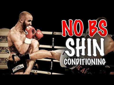 5 No BS Tips To Condition (and Heal) Shins For Muay Thai